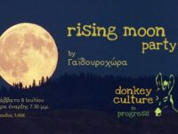 8/7 Rising moon party!